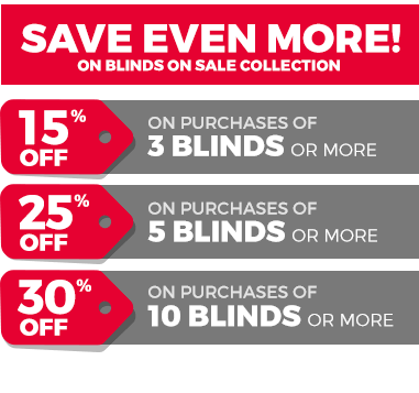 promo blinds